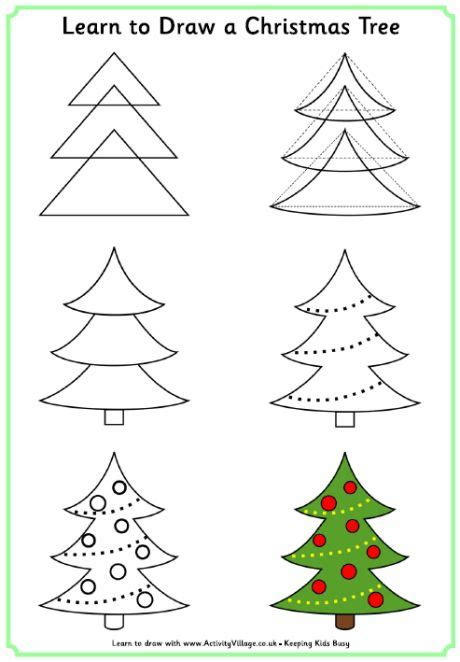 17 best ideas about easy christmas drawings on pinterest