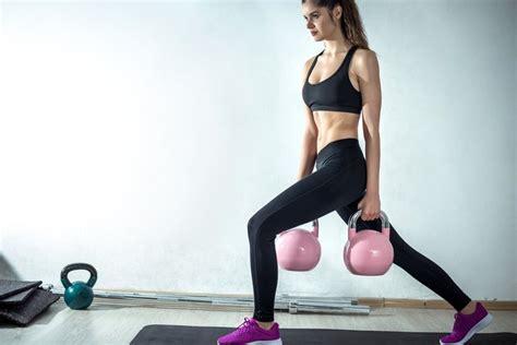 kettlebell buttocks exercises slogans fitness catchy everydayknow rest