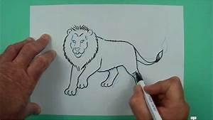 Wie Fängt Man Eine Maus : wie zeichnet man einen l wen zeichnen f r kinder youtube ~ Markanthonyermac.com Haus und Dekorationen