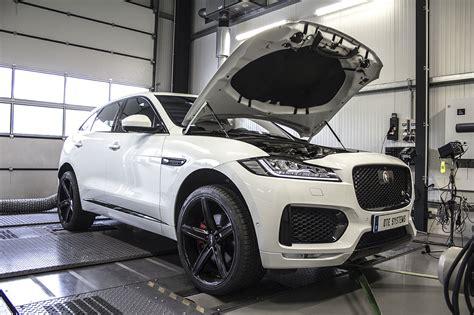 Jaguar F Pace Modification by Jaguar F Pace Dte Tuning