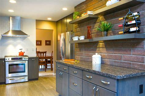 kitchen shelves and cabinets gray floating shelf kitchen 5602