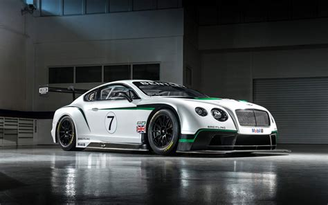 Bentley Continental Gt3 2013 Wallpapers