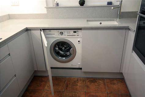 kitchen cabinet washing machine would you your washing machine in the kitchen ream 5859
