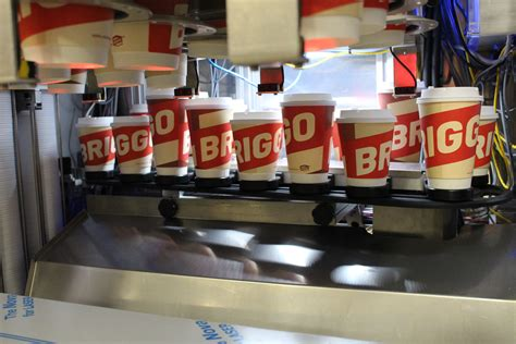 Briggo can also charge its customers less for any given beverage because it isn't paying an actual do you think briggo will be a success? Briggo Says Its Robot Barista Won't Replace Coffee Shops   The Spoon