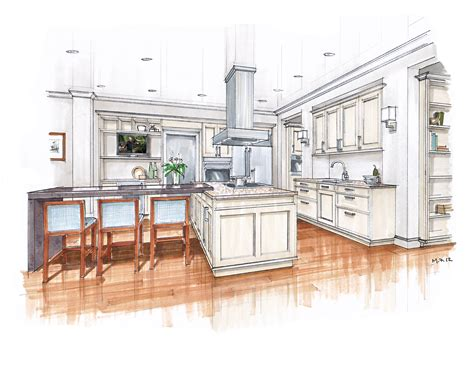 designing my kitchen 1000 images about sketchbook interior design on 3308