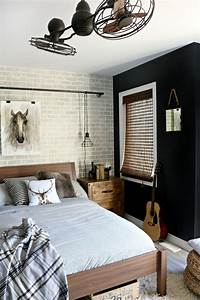 55 modern and stylish teen boys39 room designs digsdigs With bedroom wall designs for boys