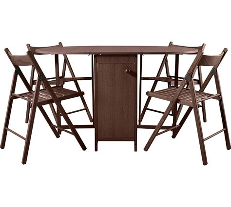 buy home butterfly oval dining table and 4 chairs