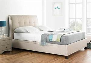 Super King Ottoman Bedstead Miles Bedroom Storage