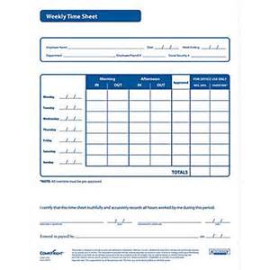 Employee Performance Template Excel Complyright Weekly Timesheet Forms Staples