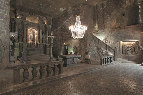 surface chambre hotel chapelle sainte cunégonde mine de sel wieliczka