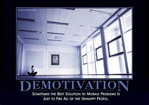 demotivation despair