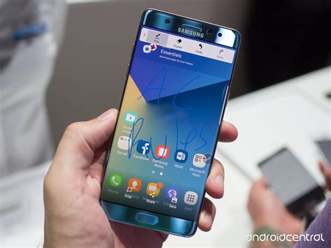 screenshot with android how to take a screenshot on the samsung galaxy note 7