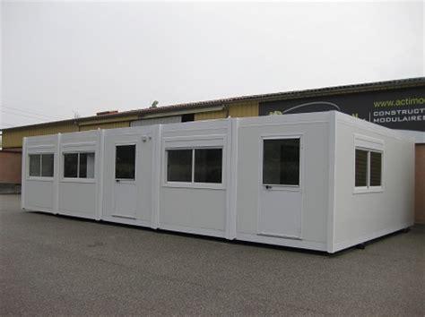bureau modulaire bureau modulaire batiment modulaire et bureau préfabriqué