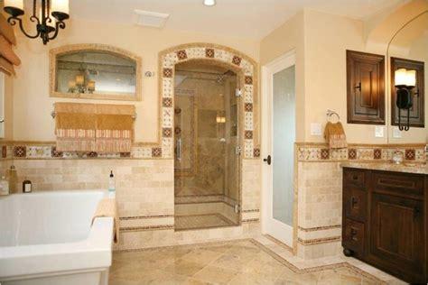 Spanish Revival Master Bath-mediterranean-bathroom