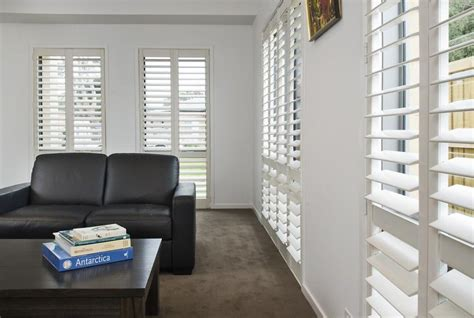 plantation shutters melbourne custom  pvc window