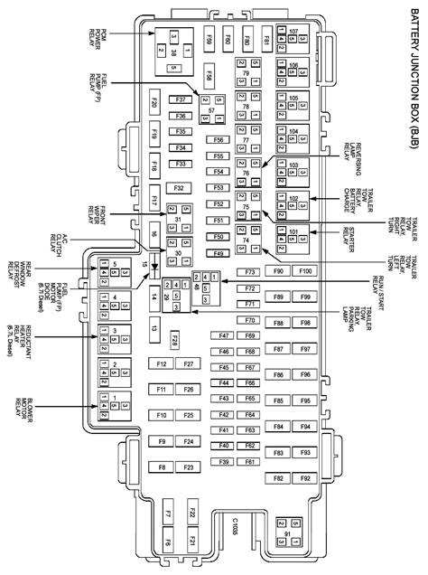 2012 F350 Fuse Diagram by I A Ford F250 Duty 2011 The Trailer Lights
