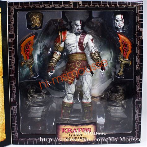 Neca God Of War 3 Ultimate Kratos 7 Inch Action Figure