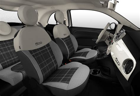 Tappezzeria Fiat 500 Lounge Fiat 500 1 2 Lounge Km Zero Offerta Promozionale