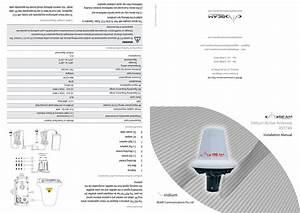 Beam Rst740 Iridium Active Antenna Installation Manual