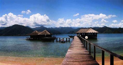 pulau cubadak spot snorkeling  diving terbaik