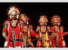 Yakshagana Gallery Mangalore University