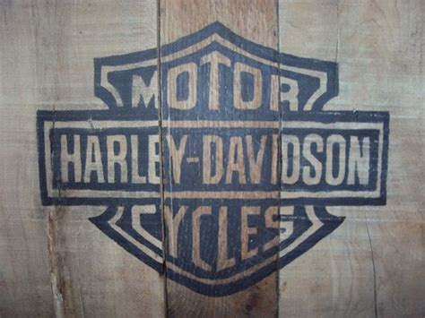Harley Davidson Signs Decor by Reclaimed Wood Sign Harley Davidson By Rusticwoodscompany
