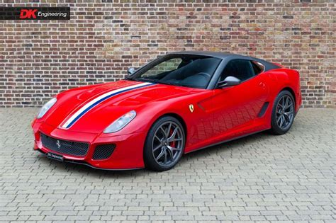 If you plan to enter your street car in a sanctioned race, you will be up against major competition. Ferrari 599 GTO for sale - Vehicle Sales - DK Engineering