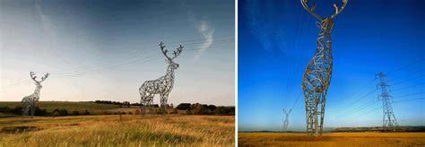 bureau des stages et si les pylônes électriques devenaient de véritables