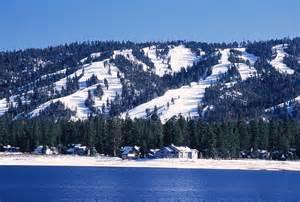 Big Bear Mountain California