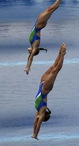 Diving Women's 3m Synchro Springboard: Cagnotto and ...