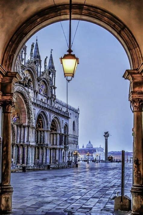 St Marks Square Venice Italy Favorite Places