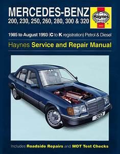 Mercedes-benz 124 Series Petrol  U0026 Diesel  85