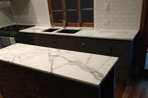 kitchen island installation project 9 marble kitchen brisbane granite and marble