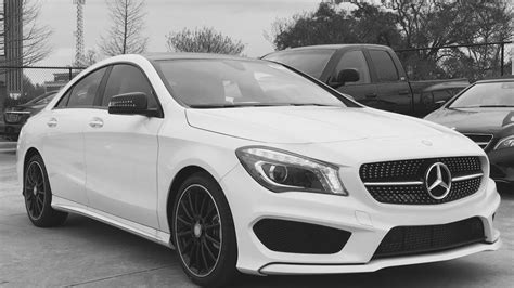 2016 Mercedes Benz Cla 250 Full Review, Start Up, Exhaust