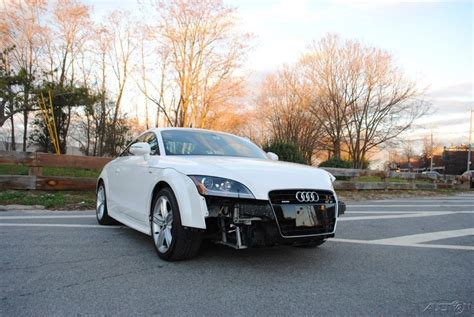 2014 Audi Tt 2.0t Salvage Wrecked For Sale