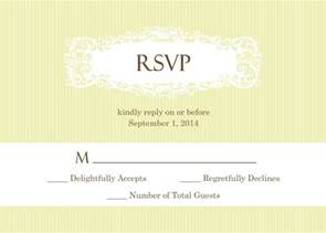 wedding rsvp wedding rsvp wording formal and casual wording you will