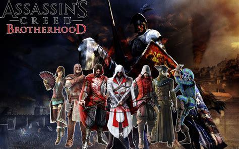 Assassins Creed Brotherhood The Assassins Wallpaper