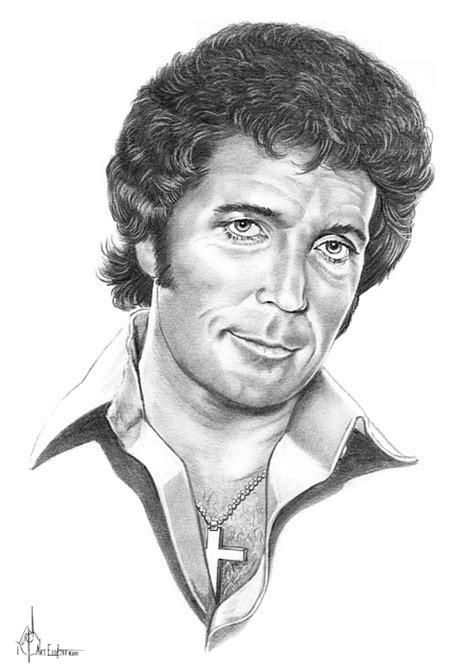 tom jones drawing  murphy elliott