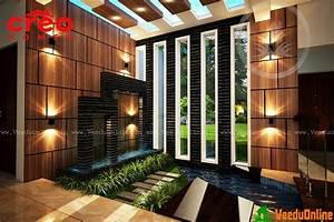 Stupendous, Kerala, Home, Modern, Interior, Designs