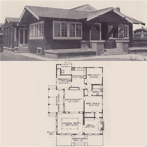 california bungalow los angeles investment company house plans practical bungalows