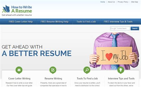 tips for writing a better resume fumbling through