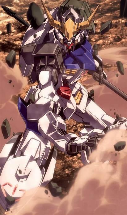 Gundam Orphans Iron Blooded Barbatos Suit Mobile