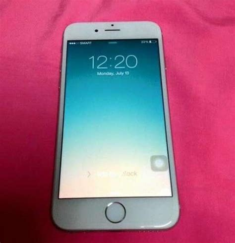 Used Iphone 6 Iphone 6 128gb Silver 64gb 16gb Used Philippines