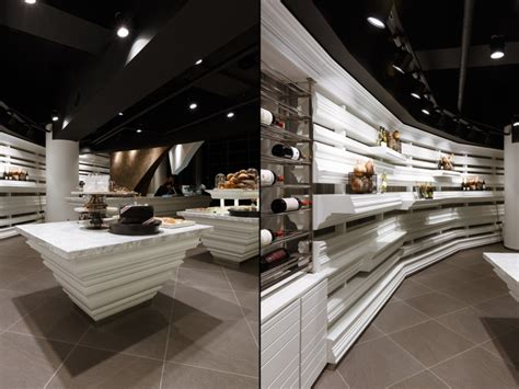 Bakery And Wine Shop Interior Design by Bakery And Wine Shop Interior Design