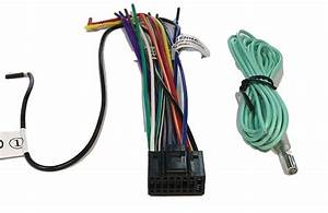 Wiring Harness For Jvc Kw