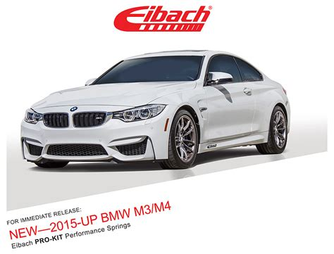 bmw pro product releases pro kit 2015 up bmw m3 m4