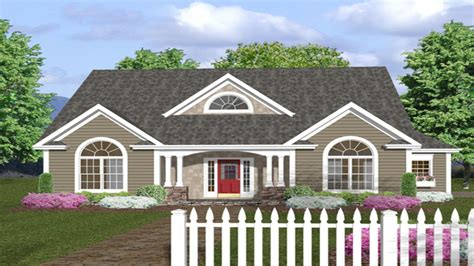 small one house plans with porches one house plans with front porches one house