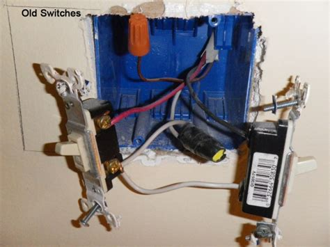 replacing single pole light switches with double pole electrical page 2 diy chatroom home