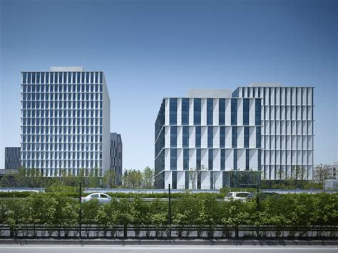 three building 3 cubes office building gmp architekten arch2o com