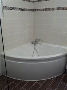 Baignoire Angle Leroy Merlin by Comment Raccorder Une Baignoire D Angle
